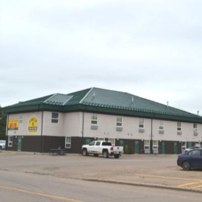 Circle 6 Motel - Weyburn, SK