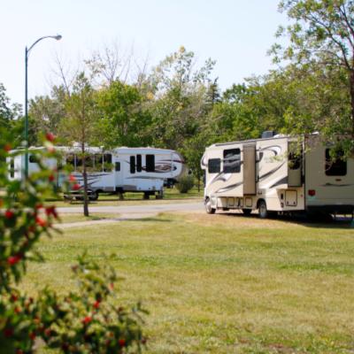 River Park Campground - Weyburn, SK