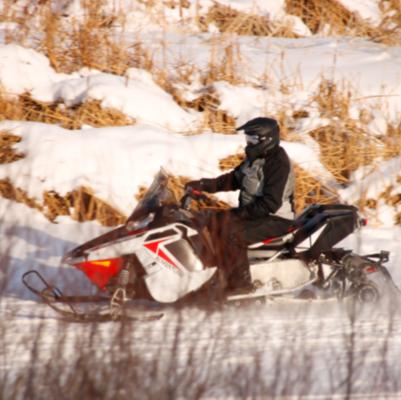 Snowmobiling Trails - Weyburn, SK