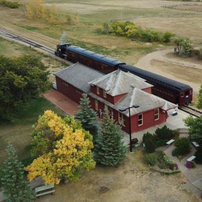 Southern Prairie Railway - Ogema, SK
