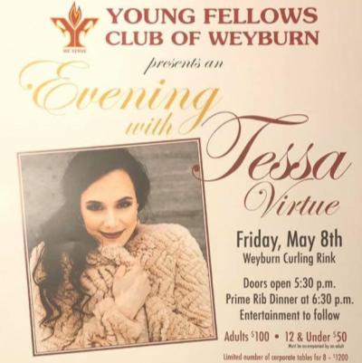 An Evening with Tessa Virtue - Weyburn, SK