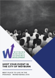 Host your Event in Weyburn, SK