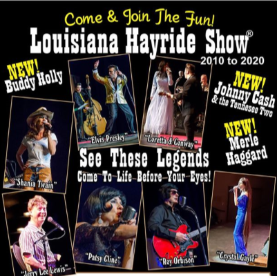 Louisiana Hayride Show - Weyburn, Sk