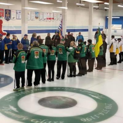 Western Blind Curling Championship - Weyburn, SK
